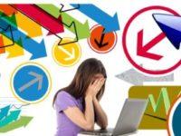 femme stressée par le travail et les enfants
