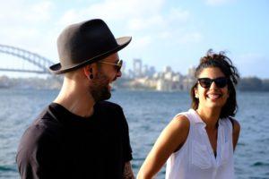 couple kinesthésiques heureux